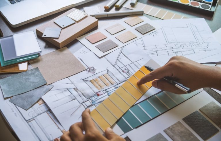 interior decor planning