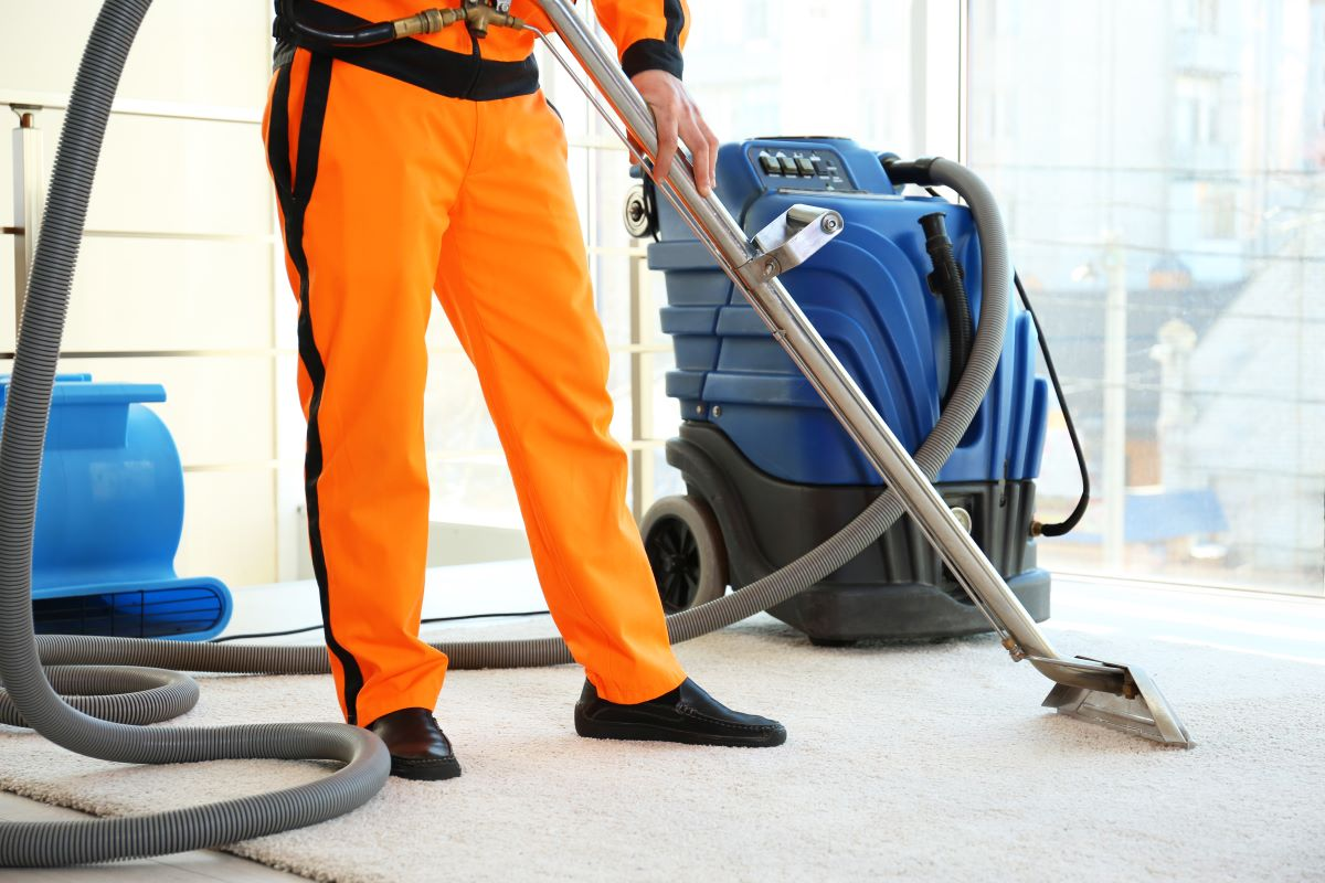 home vacuum service
